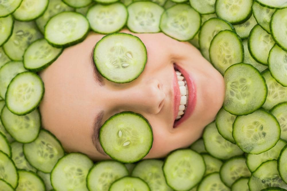 Cucumber Mask for Face, How to Make? | Women's Dream