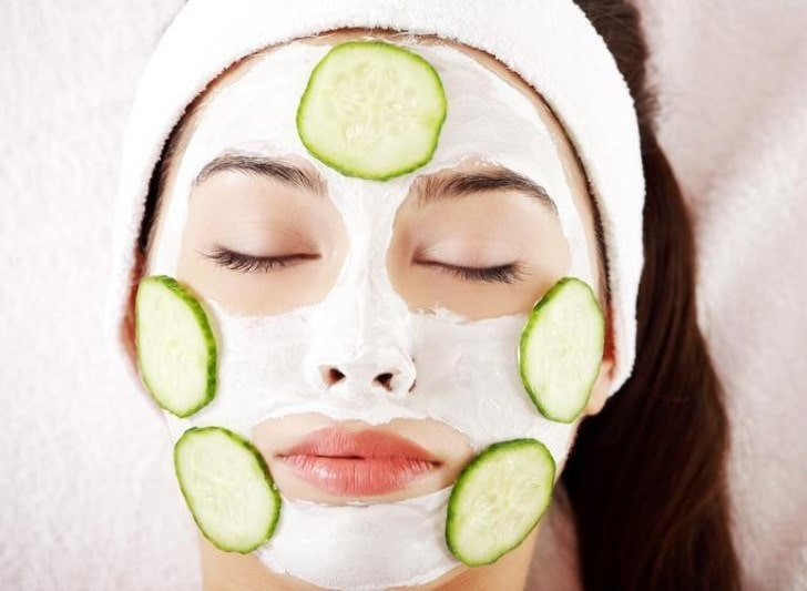 cucumber mask for face