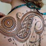 henna easy designs